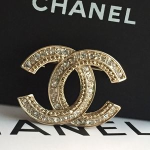 Authentic Chanel Brooch